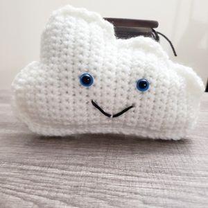 Crochet cloud Amigurumi
